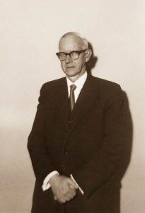 Paul Kaetzke Porträt